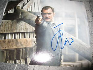 JUDE-LAW-SIGNED-AUTOGRAPH-8x10-PHOTO-SHERLOCK-HOLMES-DOWNEY-JR-COA-IN-PERSON-F