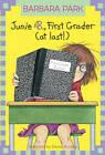 Junie B., First Grader (at Last!) by Barbara Park (Paperback, 2002)