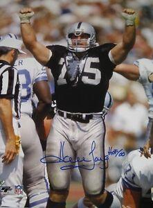 Howie-Long-Autographed-Oakland-Raiders-16x20-Photo