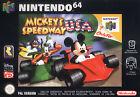 Mickey's Speedway USA (Nintendo 64, 2000)