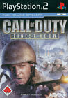 Call Of Duty: Finest Hour (dt.) (Sony PlayStation 2, 2004, DVD-Box)