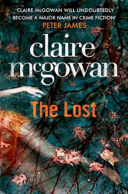 McGowan, Claire, The Lost (Paula Maguire 1) (Paula Mcguire 1), Very Good Book