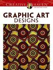 Creative Haven Graphic Art Designs Coloring Book by Jeremy Elder (Paperback, 2013)