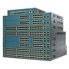 Cisco  Catalyst (WS-C3560E-48PDS-F) 48-Ports Rack-Mountable Switch Managed