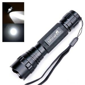 UltraFire-350-Lumens-Bright-CREE-Q5-LED-WF-501B-Tactical-Flashlight-Torch-Lamp