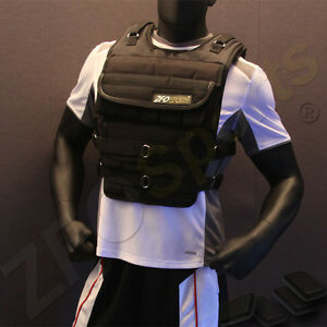 ZFO-Sports-140LBS-Long-Style-WEIGHT-WEIGHTED-VEST-NEW-Check-Our-Feedback