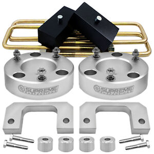 07-11-Silverado-Sierra-3-5-034-2-034-Full-Leveling-Lift-Kit-with-Differential-Drop