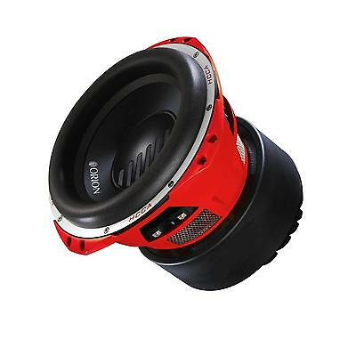"""ORION HCCA-152SPL 15"""" DUAL 2-OHM CAR SUBWOOFER 20000 WATTS BRAND NEW"""