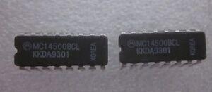 Motorola-IC-MC14500B-MC14500BCL-100-NEW
