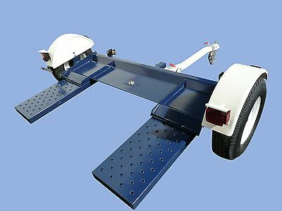 Car Tow Dolly Trailer used with RV or Motorhome
