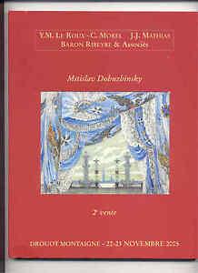 DROUOT-Ballet-Theater-Russian-Art-Dobuzhinsky-Design-Auction-Catalog-2005