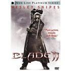 Blade II (DVD, 2002, 2-Disc Set, Two Disc Set)