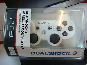 New-Wireless-Bluetooth-Game-Controller-for-Sony-PS3-WHITE