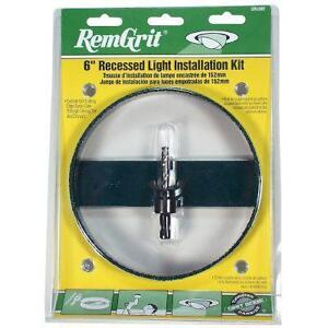 Two new remgrit 4 recessed light installation kit grl402 carbide two new remgrit 4 034 recessed light installation aloadofball Choice Image
