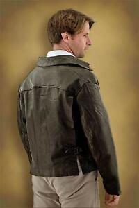 Indiana-Jones-style-Jacket-Coyle-039-s-XXLarge