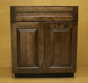 kaffee birch bathroom vanity sink base cabinet 30 check my ebay store