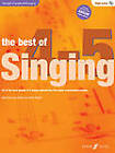 The Best Of Singing Grades 4-5 (High Voice) by Heidi Pegler (Mixed media product, 2012)