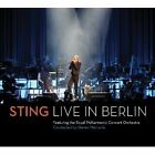 Sting - Live in Berlin (Live Recording/+2DVD, 2010)