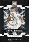 2009 Donruss Elite Extra Edition Bill Bullock Minnesota Twins #12 Baseball Card