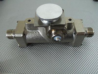 Bird 43 Thruline Wattmeter Line Section 4230-006-1  SO239-UHF QC Connectors