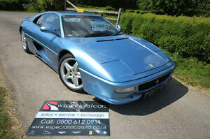 Stunning-1998-Ferrari-355-F1-in-California-Azzurro-with-complimenting-full-blue