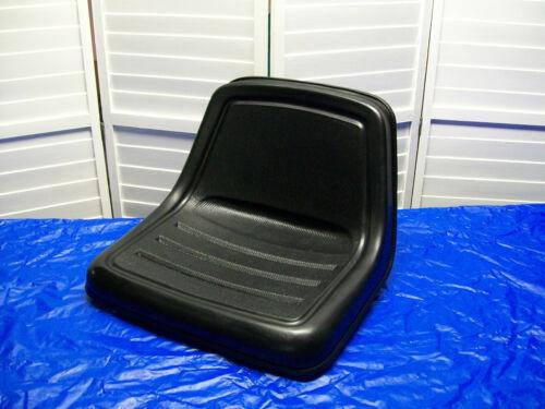 NEW MEDIUM HIGH BACK SEAT FOR CUB CADET, INTERNATIONAL LAWN & GARDEN TRACTOR #AX