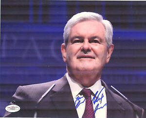 NEWT-GINGRICH-Signed-8x10-Republican-Nominee-2012-JSA