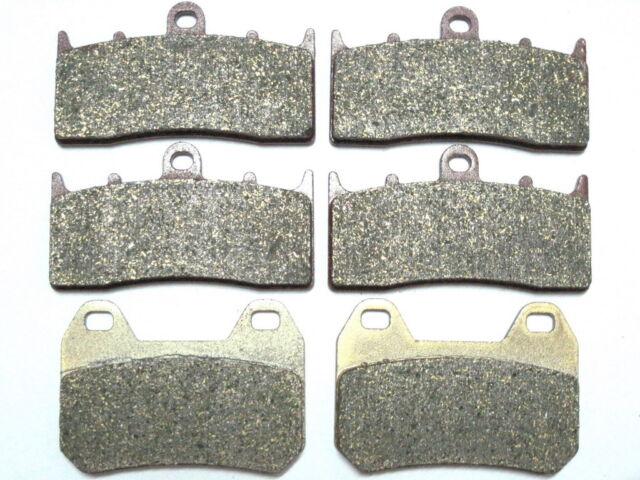 Front Rear Brake Pads For BMW K 1200 LT K1200 K1200LT Nov 2000-2009 Brakes SET