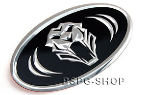 kia ceed grill k hlergrill 3d emblem tuning zubeh r ebay. Black Bedroom Furniture Sets. Home Design Ideas