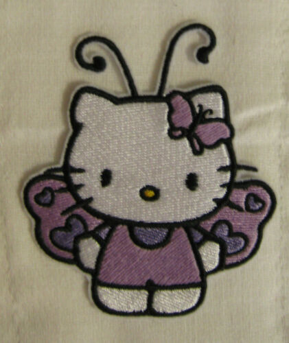 HELLO KITTY BADTZ MARU KEROPPI POCHACCO EMBROIDERED PATCH APPLIQUE