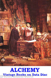 Alchemy-Alchemists-Collection-Rare-amp-Vintage-Books-on-Data-Disc-PDF-Files