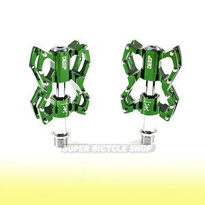 New-DEEP-Lightweight-Alloy-CNC-Body-Pedals-X2C-Green