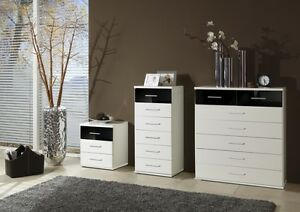 Qmax-German-Made-Bedroom-Furniture-Grande-Cabinet-Range-Black-White