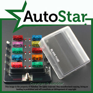 s l300 10 way blade fuse box positive bus in 12v led warning kit car boat 10 way fuse block at aneh.co