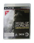Medal of Honor -- Limited Edition (Sony PlayStation 3, 2010)