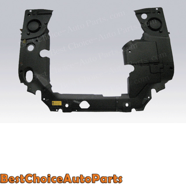 Engine Room Cover Set(with Mounting Clip (12pcs) for 01-06 Tiburon/Coupe