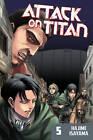 Attack on Titan 5 by Hajime Isayama (Paperback, 2013)