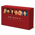 Friends - The Complete Series Collection (DVD, 2006, 40-Disc Set, Digipak Back to Back)