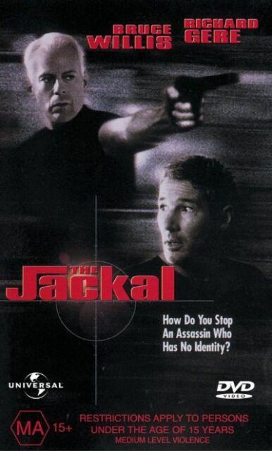 The Jackal (DVD, 2002)
