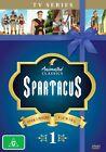 Animated Classics - Spartacus : Vol 1 (DVD, 2013)