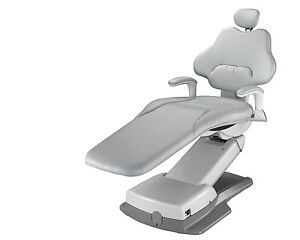 Belmont Quolis 5000 Series Dental Chair W Plush Upholstery