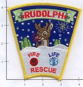 Wisconsin-Rudolph-Fire-Life-Rescue-Fire-Dept-Patch