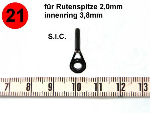 Verschiedene Größe zur Auswahl Spizenringe aus Titanium,SIC