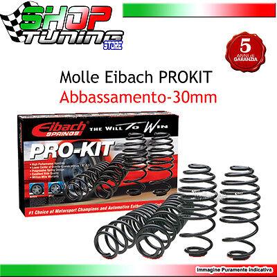 KIT MOLLE EIBACH PROKIT - Alfa Romeo Giulietta 1.8 TBi Kw 173 Cv 235