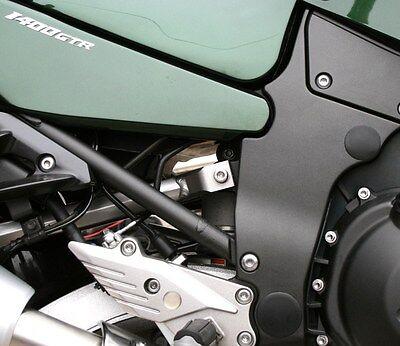 Kawasaki 1400 GTR and ZZR Frame Plugs
