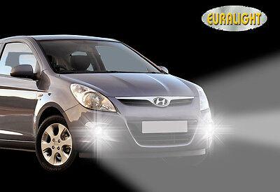 Hyundai i20 LED Tagfahrlicht (ab 2008) Tagfahrleuchten Tagesfahrleuchte TFL DRL