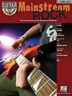 Guitar Play-Along: Mainstream Rock: Volume 46 by Hal Leonard Corporation (Paperback, 2006)
