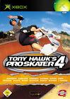 Tony Hawk's Pro Skater 4 (Microsoft Xbox, 2002, DVD-Box)