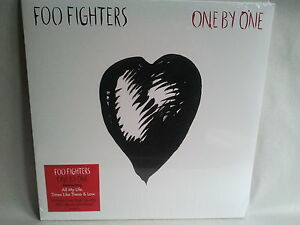 FOO-FIGHTERS-One-By-One-2-LP-set-MP3-Download-Brand-New-Still-Sealed