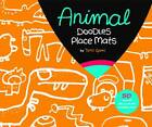 Animal Party Doodles Place Mats by Taro Gomi (Paperback, 2012)